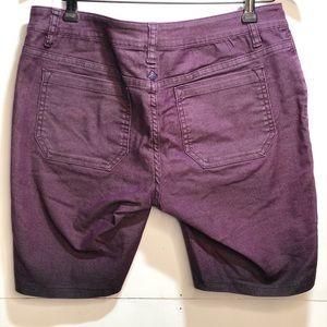 PrANa Bermuda Shorts Size 8/29